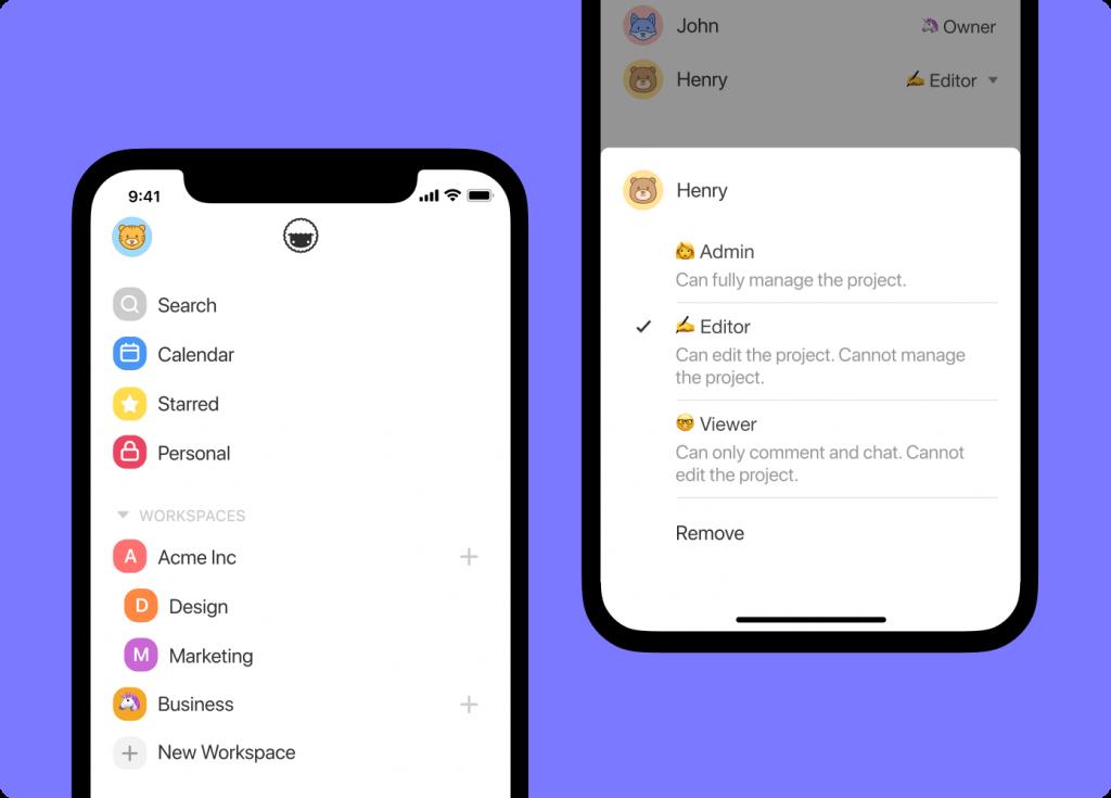 Taskade Mobile Apps